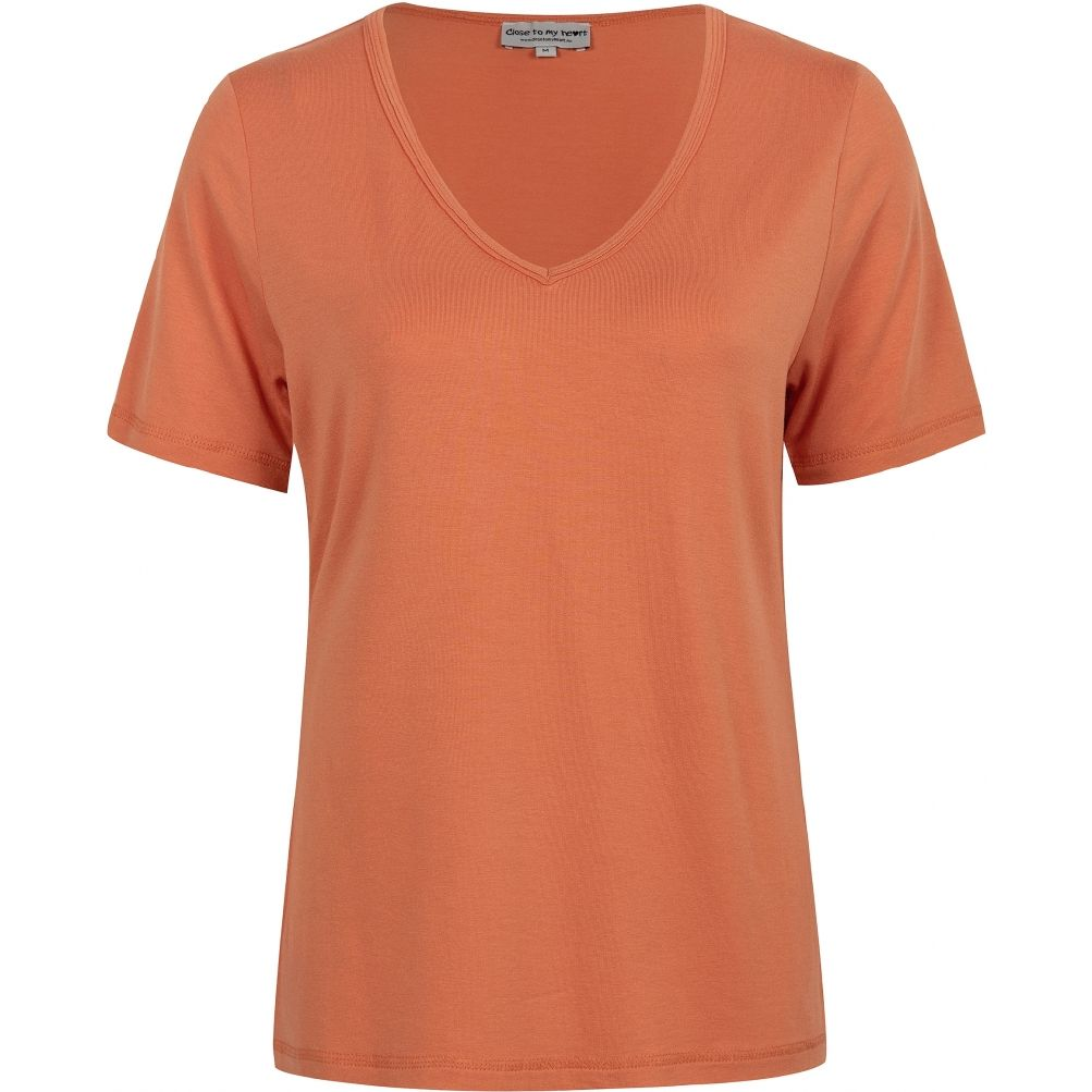Holly T-shirt Orange
