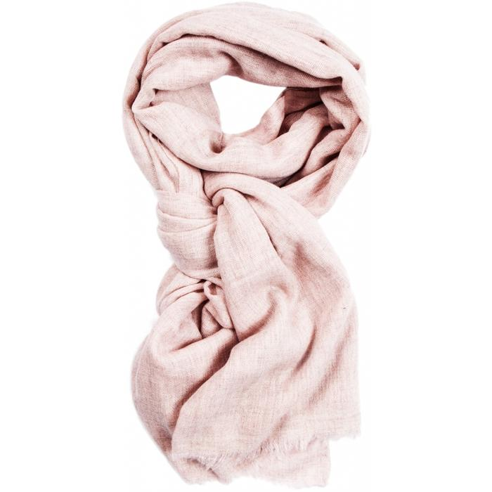 Mie Midway skjerf Pale Rose